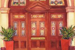 Legislative Council Door